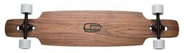Olson&Hekmati Longboard Komplett Dd110 Composite 180 mm Rkp Rollen 70 mm Kugellager, dd110compcpl -