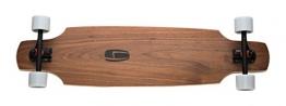 Olson&Hekmati Longboard Komplett Fd100 Basic 180 mm Rkp Achsen 70 mm Rollen Kugellager, fd100bcpl -