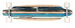Osprey Longboard Twin Tip, blau, TY5054B -