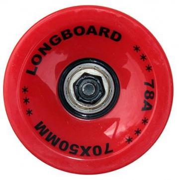 Racing Longboard NEU ABEC-7 Kugellager Drop Through Alu Achse 38 INCH -