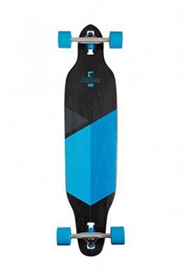 RAM Longboard FR 2.0 solitary limited blau Dropthrough -
