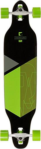 RAM Longboard-Komplettset grün Einheitsgröße -
