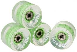 Ridge Skateboard Rollen Cruiser, multi, 59 mm, r-blaze-led -