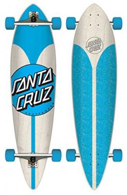 Santa Cruz Longboard Azul Pintail, 9.5 x 39.0 Zoll, SANLOBAZDOPI -