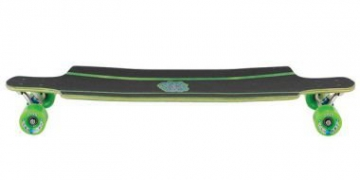 Santa Cruz Longboard Sea God Green, 9.9 x 38.3 Zoll, SANLOBSEGOGR -