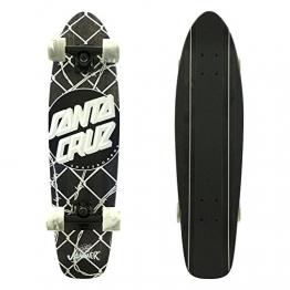 Santa Cruz Skateboard Longboard Barbed Wire Jammer, 7.4 x 29.1 Zoll, SANLOBBAWIJA -