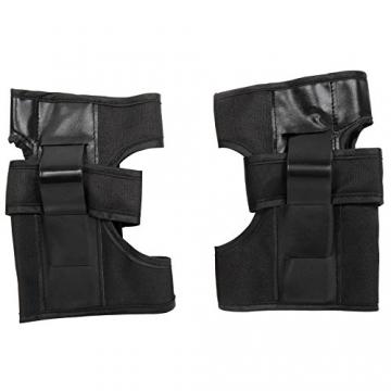 Schutzausrüstung für Skater in vier verschiedenen Größen (S-XL) -