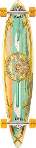 Sector 9 Bamboo G-Land 9.75x44 Complete Longboard Skateboard by Sector 9 -