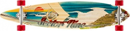 Sector 9 Longboard Madeira Complete, 9.75 x 44.0 Zoll, BBF146C -