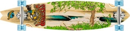 Sector 9 Longboard Nica Complete, 9.375 x 39.5 Zoll, BBF143C -