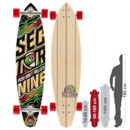 Sector 9 Longboard Rhythm Complete, One size, BBF149 -