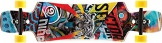 Sector 9 Longboard Static Complete, 9.875 x 39.5 Zoll, PS152C -
