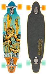 Sector 9 Longboard Tempest Complete, One size, SF143 -