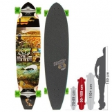 Sector 9 Longboard Voyager Complete, One size, CF141 -