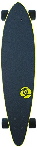 SECTOR 9 The Swift Yellow Pintail Longboard komplett -