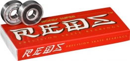 Bones Bearings Kugellager Super Reds, 180050 -