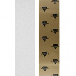 Quest Boards Longboard Grip tape Sheet 10 x 44 CLEAR Skateboard Griptape (NC-101006073006) by NewClue -