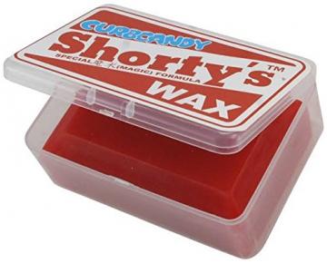 shorty' S shwax002Wachs Skateboard-Unisex Erwachsene, Mehrfarbig -