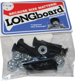 "Shorty's Longboard Montagesatz 1-1/8"" PH Single -"
