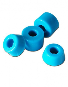 Skateboard Longboard Doh Doh Bushing Lenkgummis blue ca 85 A -