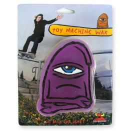 Toy Machine Skateboard Wax - Purple -